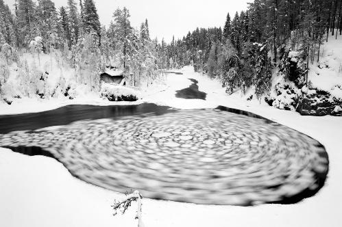 Myllykoski, Oulanka NP, Finland